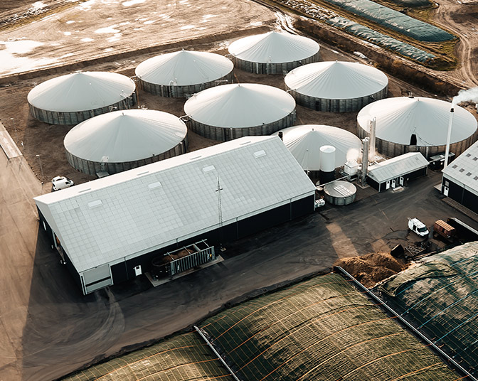 Biogas production – Insights and experiences from the Danish Biogas Sector